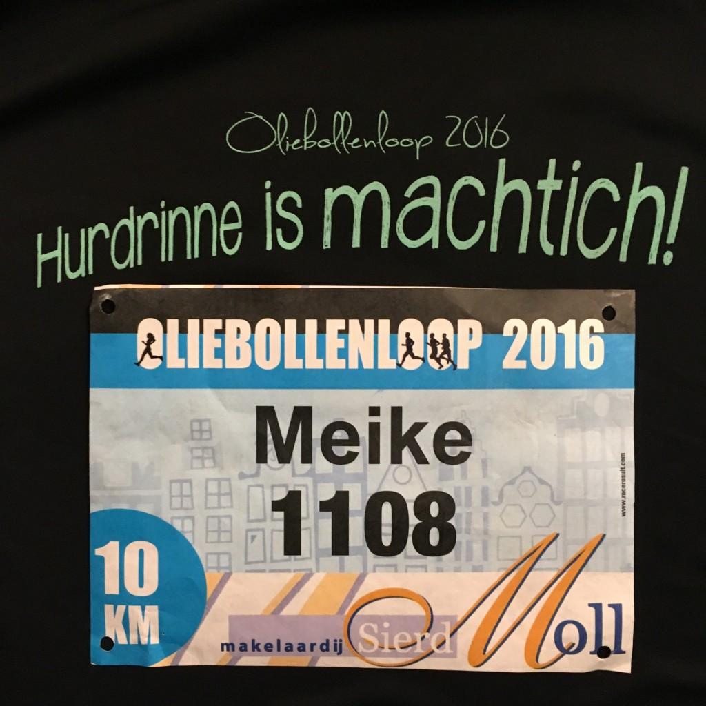Running: Oliebollenloop 2016