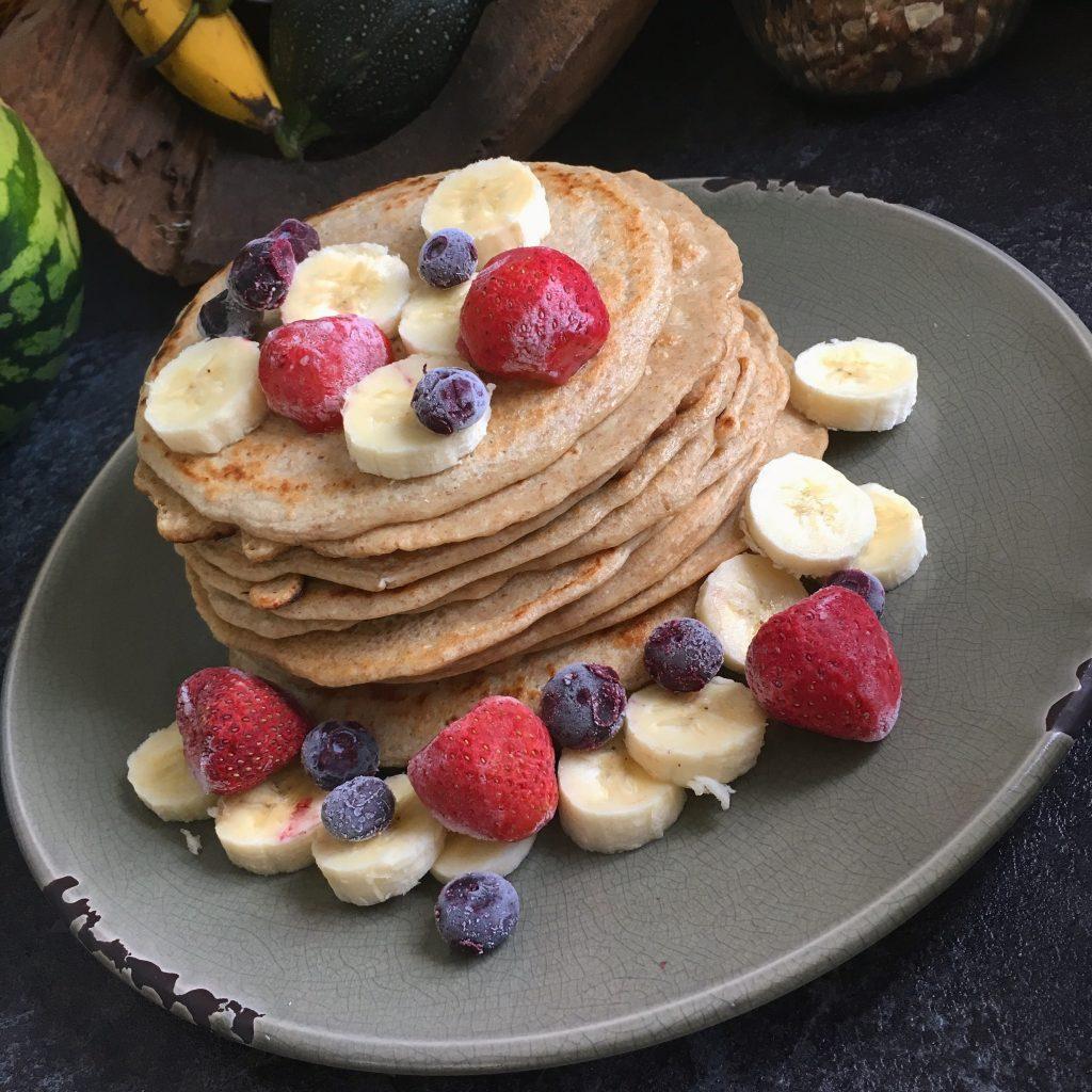 Food: 6x lekkere (en gezonde) pannenkoeken