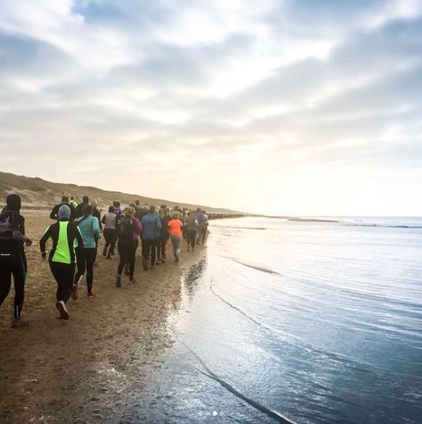 Running: Halve Marathon Egmond 2018